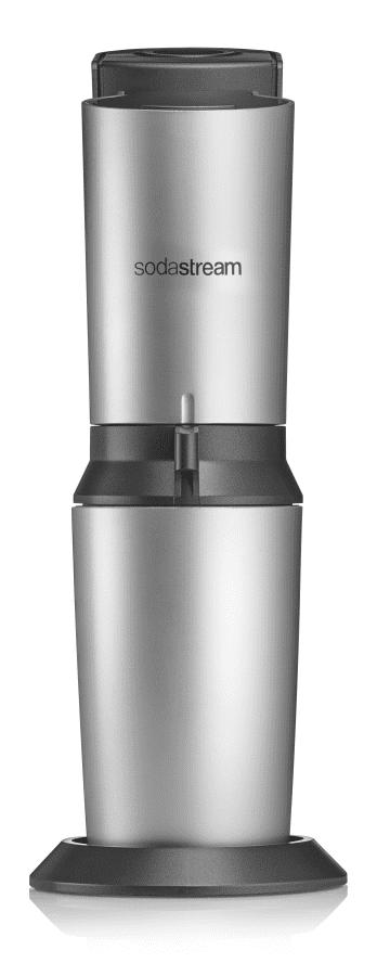 sodastream crystal titan silver titanov st brn v robn k s dy. Black Bedroom Furniture Sets. Home Design Ideas