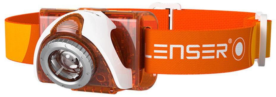 LED Lenser SEO 3 (oranžová)