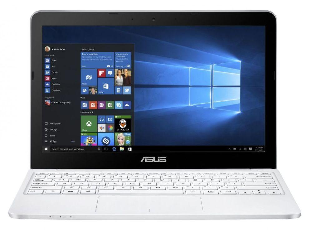 Asus E200HA-FD0005TS (bílý) + dárek eScan Internet Security Suite Antivirový software na 90 dní zdarma