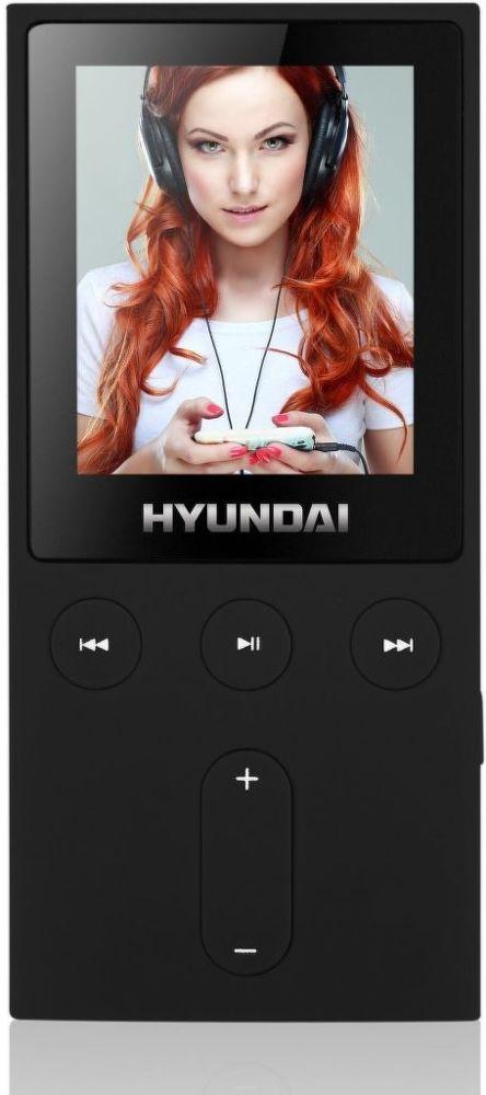 Hyundai MPC 501 8GB FM (černý)