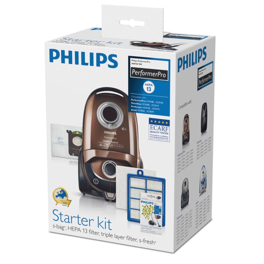 Philips FC 8060/01 - startovací balíček k PerformerPro