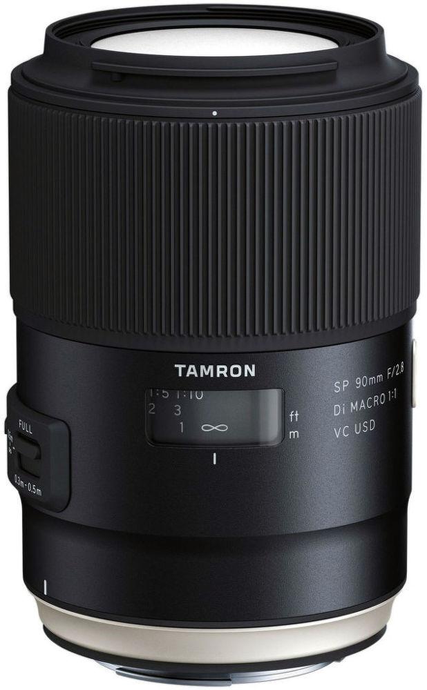 Tamron SP 90 VC F2.8 pro Nikon
