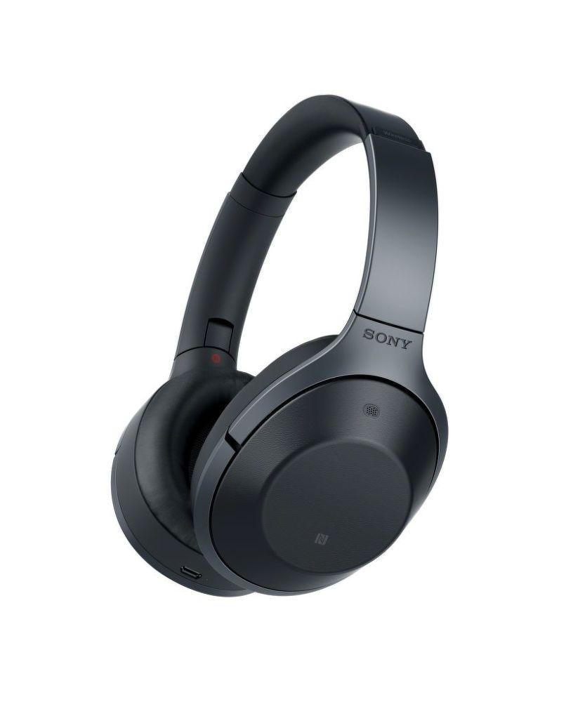 Sony MDR-1000X (černá) + dárek Sony MDR-XB510AS černá zdarma