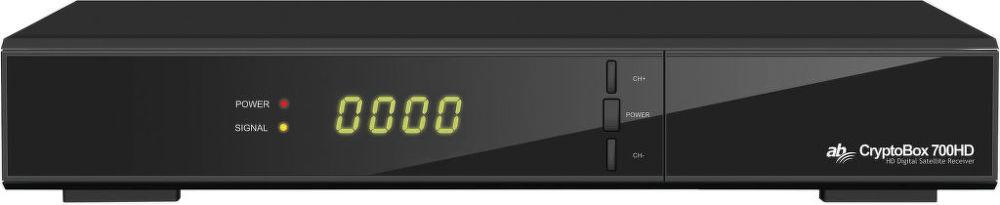 AB CryptoBox 700HD (černý)