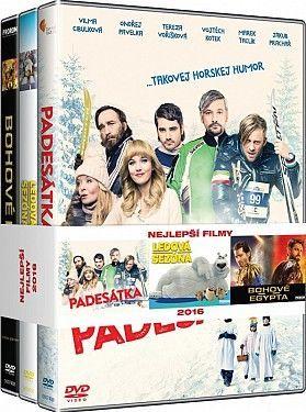 Nejlepší filmy, rodina - DVD film