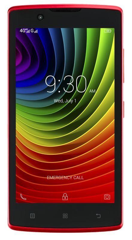Lenovo B Dual SIM (červený)