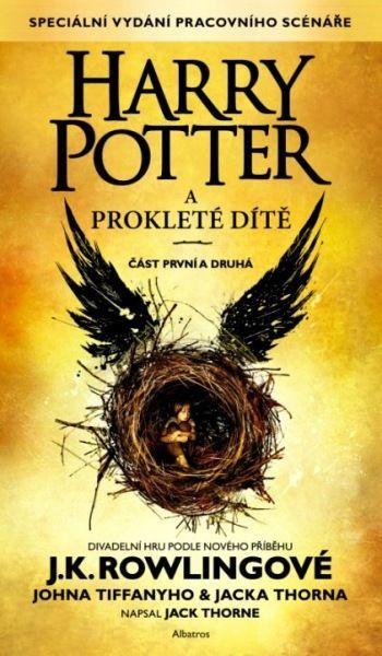 ALBATROS Harry Potter a prokleté díte, Kniha