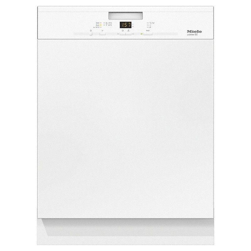 Miele G 4930 SCi WHI (bílý panel)