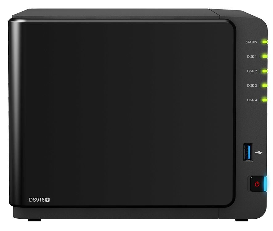 Synology Disk Station DS916+2 GB