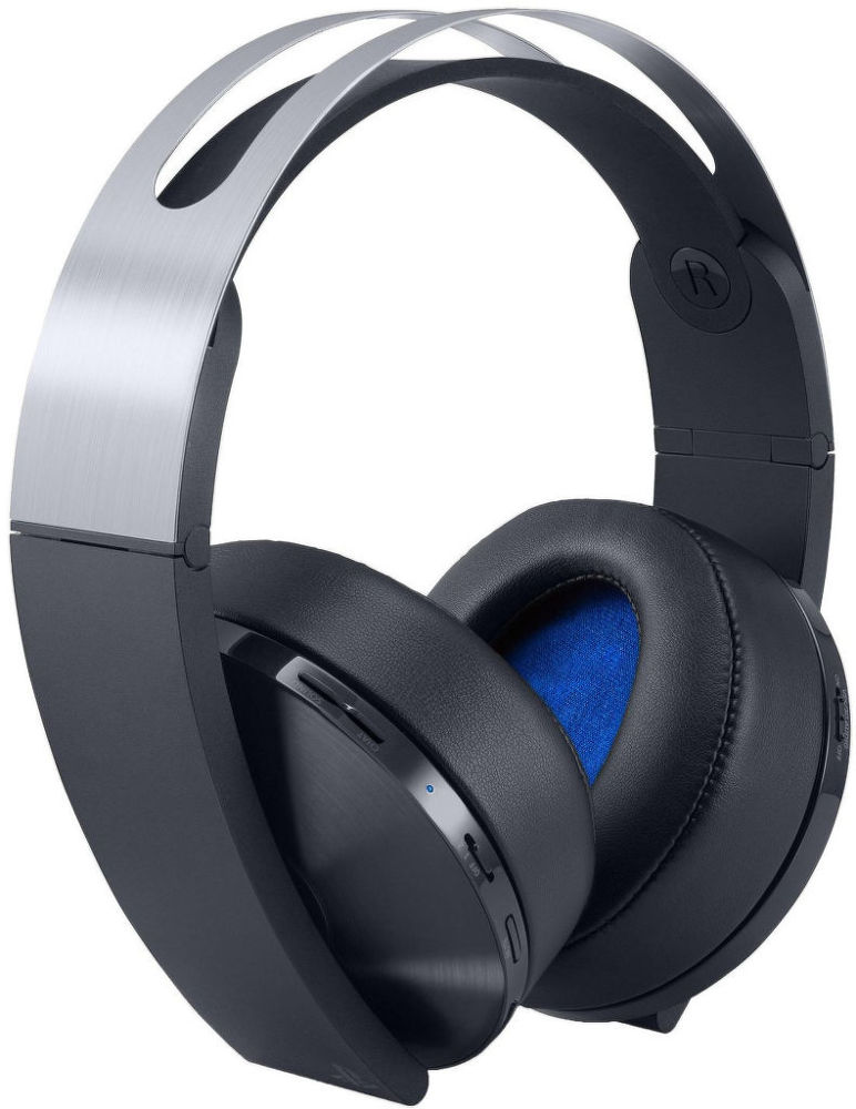 Sony PlayStation 4 Platinum, Wireless Headset