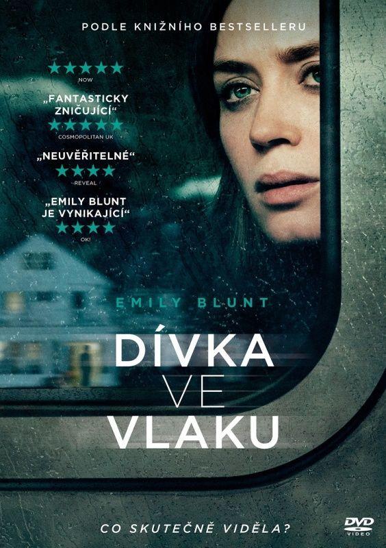 Dívka ve vlaku - DVD film