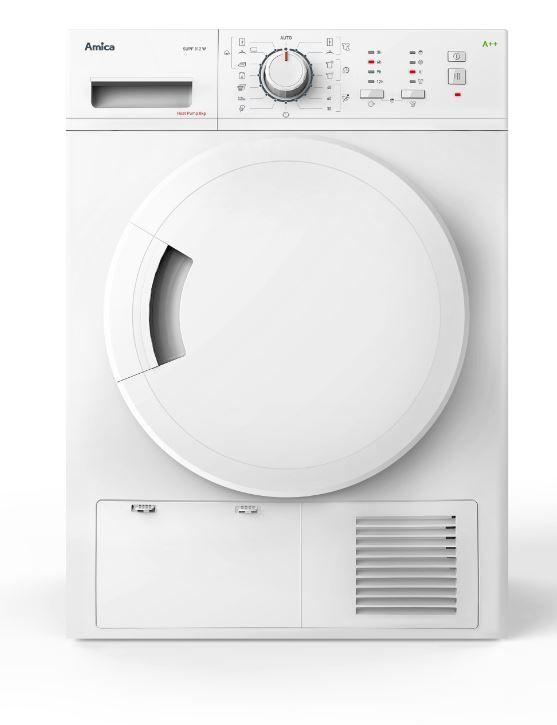 AMICA SUPF812W - Sušička prádla