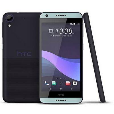 HTC Desire 650 modro-černý