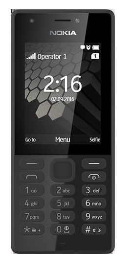 Nokia 216 (černý)