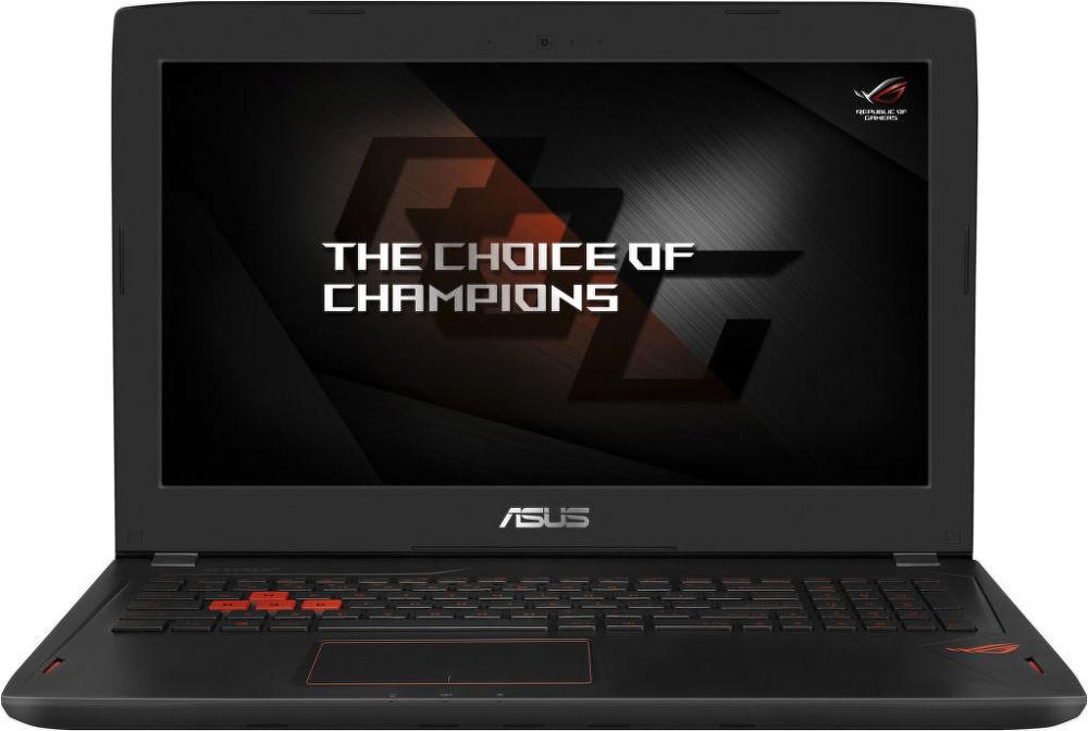 Asus GL502VM-FY090T (černý)