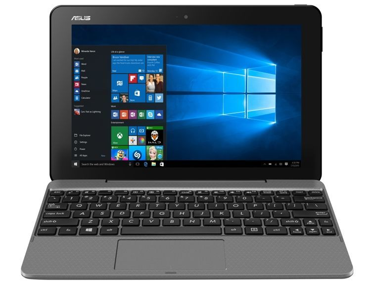 Asus Transformer Book T101HA-GR004T (šedý)