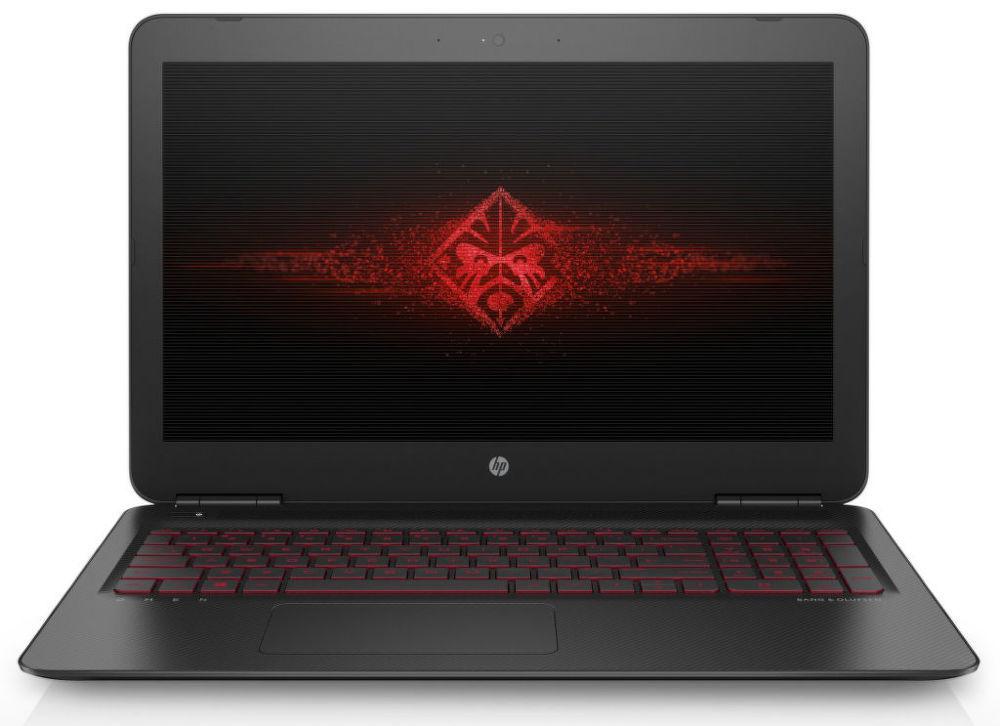 HP Omen 15-ax005nc, W7R22EA (černý)