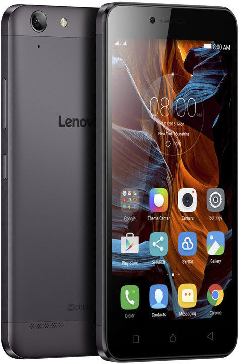 Lenovo Vibe K5 DualSIM (šedý)
