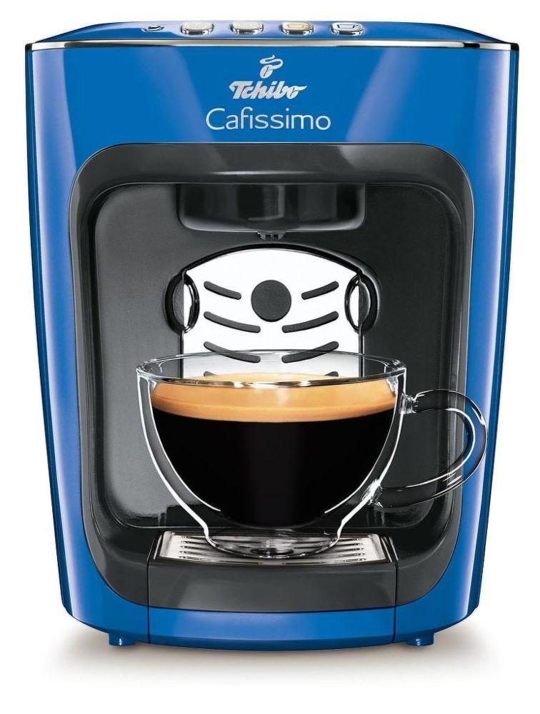 TCHIBO Cafissimo Mini Electric Blue (modrá) - Kapslový kávovar