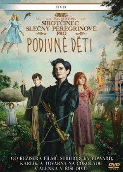 Sirotčinec slečny Peregrinové pro podivné děti - DVD film
