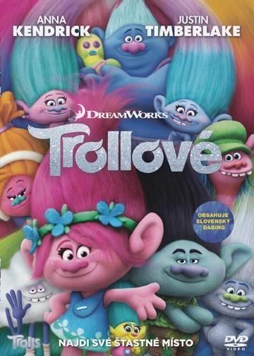 Trollové - DVD film