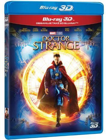 Doctor Strange - Blu-ray film (3D+2D)