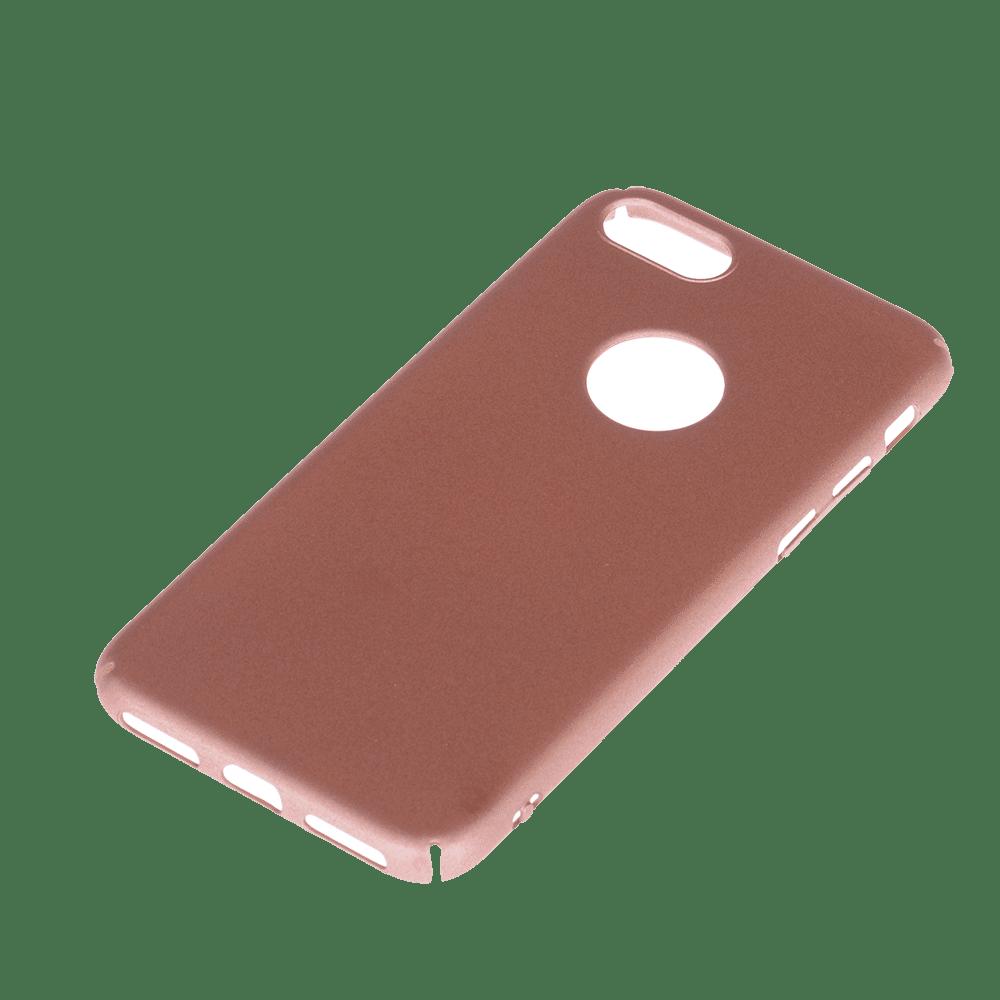 Winner iPhone 7 Velvet růžové pouzdro na mobil