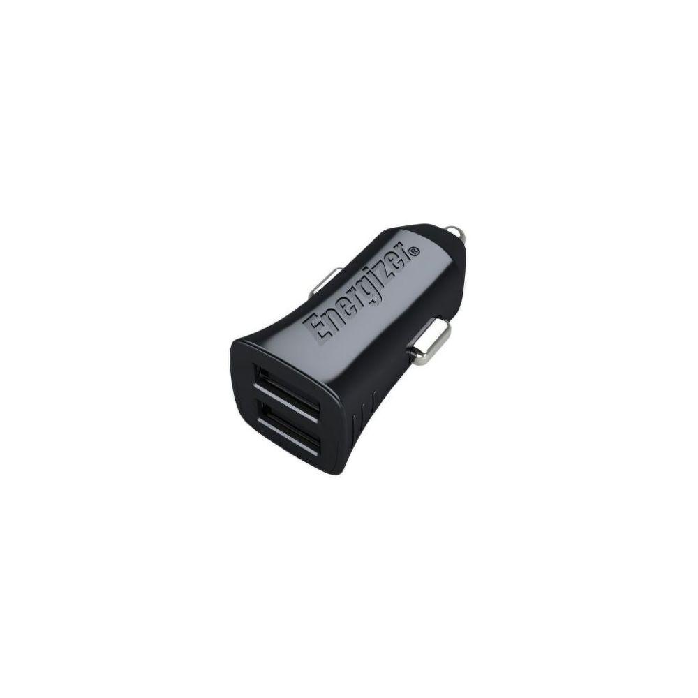 ENERGIZER Car charger 2USB, černá