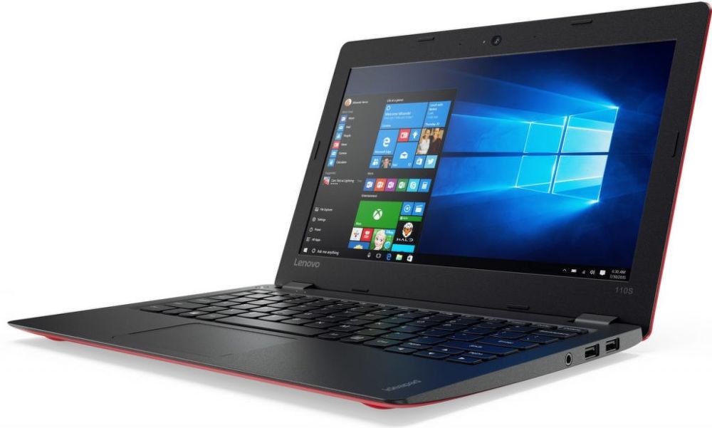 Lenovo IdeaPad 110S-11IBR 80WG008ECK + dárek eScan Internet Security Suite Antivirový software na 90 dní zdarma