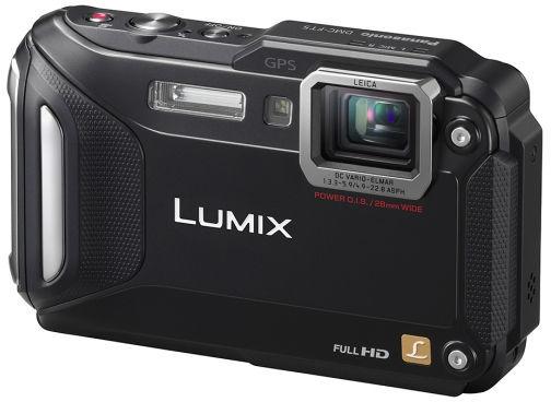 Panasonic Lumix DMC-FT5 černý
