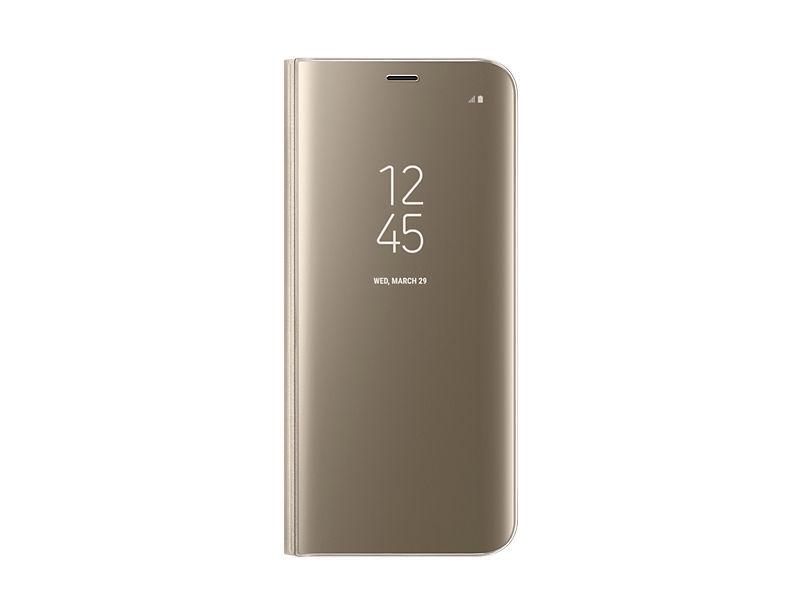 Samsung Clear View EF-ZG950CF Galaxy S8 zlaté