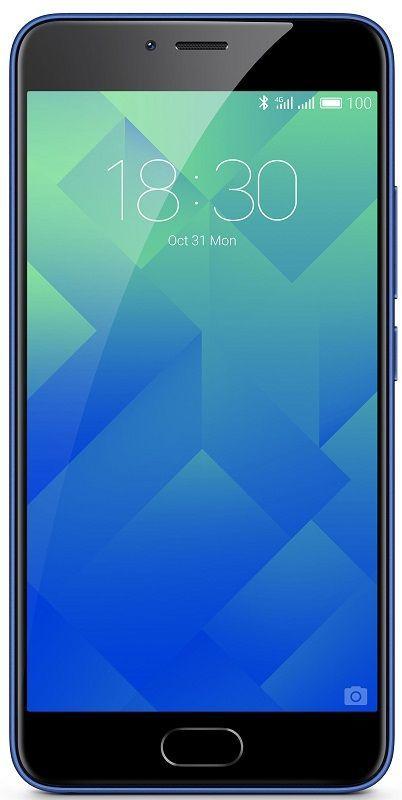 Meizu M5 modrý