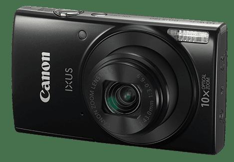 Canon IXUS 190 Essential Kit černý