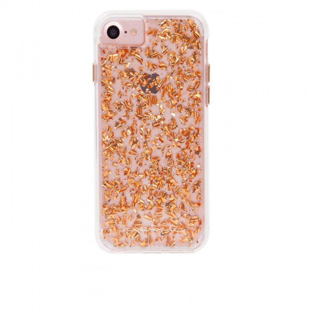 Case-Mate ružovo-zlaté pouzdro na Apple iPhone 7 Plus