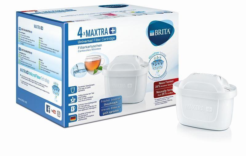 Brita Maxtra Plus náhradní filtr (4ks)