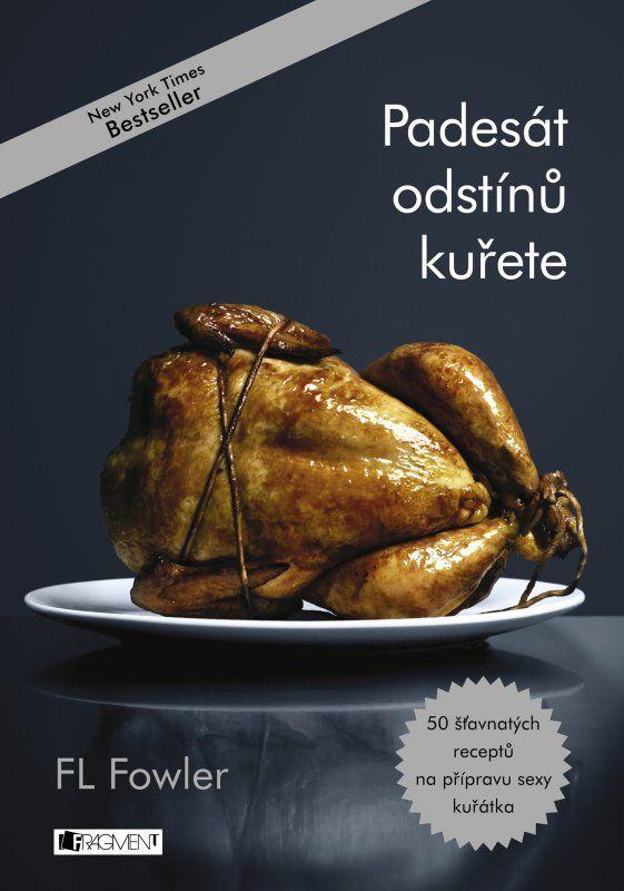 Albatros 50 odstínů kuřete kniha