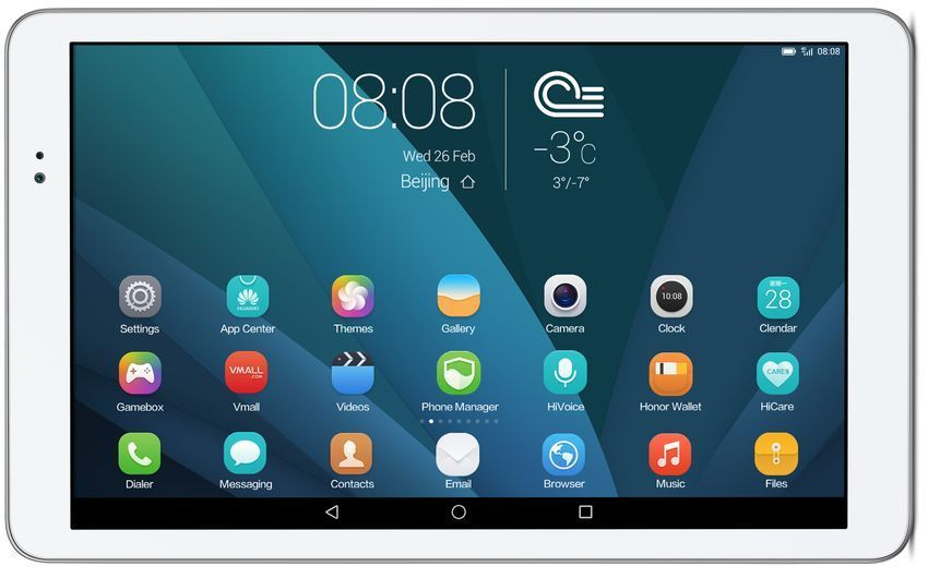 "Huawei MediaPad T1 10"" Wifi bílý"