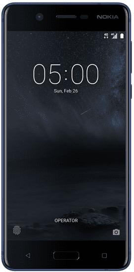 Nokia 5 Dual SIM modrý