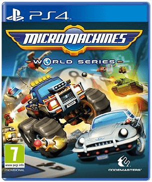 Micro Machines PS4 hra