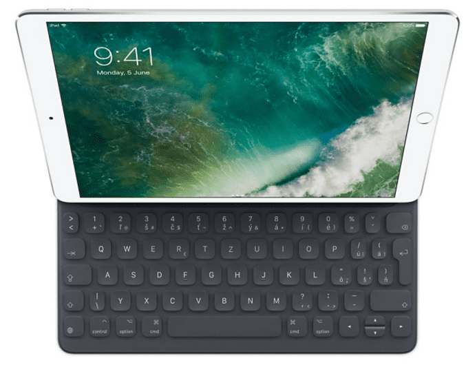 "Apple iPad Pro Smart Keyboard SK 10.5"" MPTL2SL/A"
