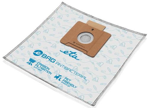 ETA eBAG 960068020 antibakteriální šáčky do vysavačů