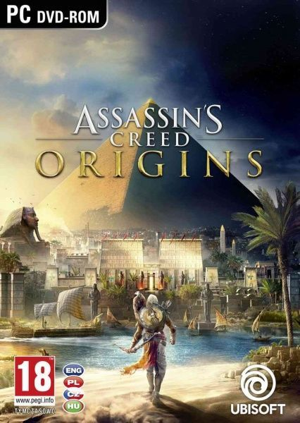 Assasin's Creed Origins PC hra