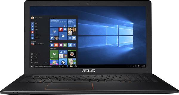 Asus VivoBook F550VX-DM588