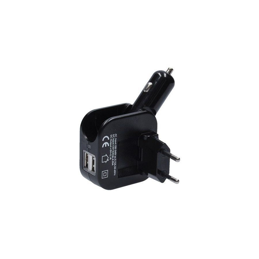 Solight DC42 USB adaptér