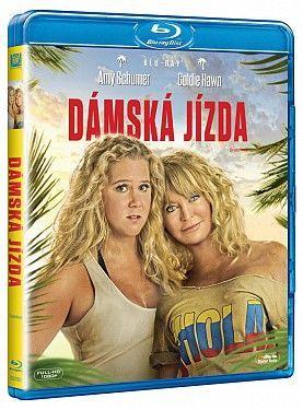 Dámská jízda - Blu-ray film