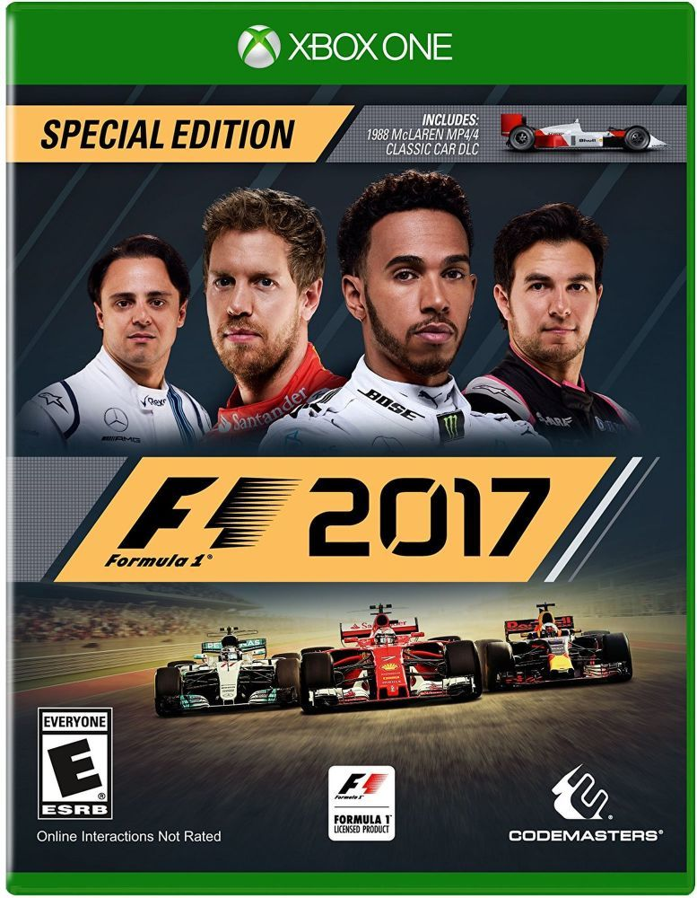 F1 2017 - Xbox One hra