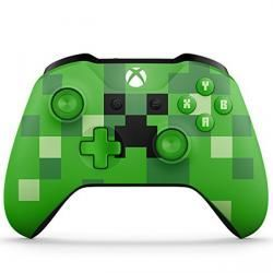 Microsoft Xbox One S Minecraft Creeper