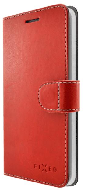 Fixed FIT knížkové pouzdro Honor 9, červené
