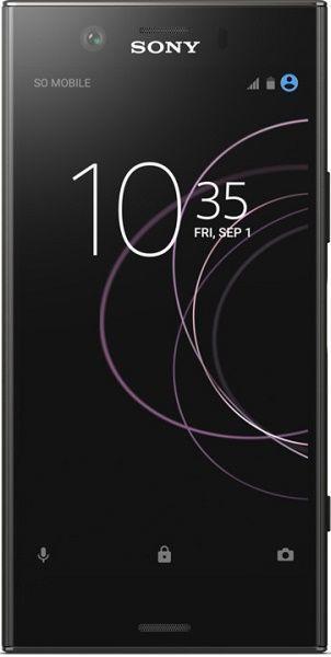 Sony Xperia XZ1 Compact, černá