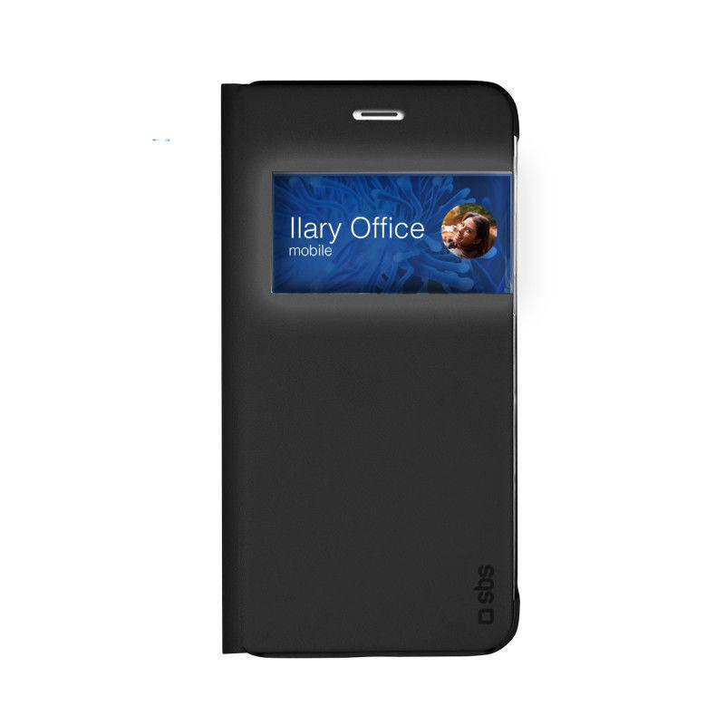 SBS Book Viewer pro iPhone X černé